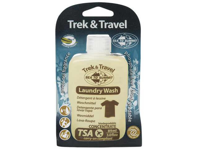 Sea to Summit Trek & Travel Liquid Laundry Wash 89ml